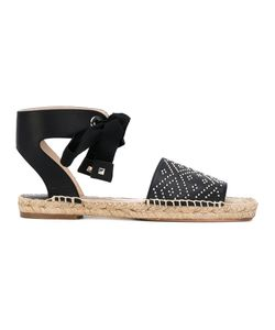 Paloma Barceló | Studded Ankle Strap Sandals