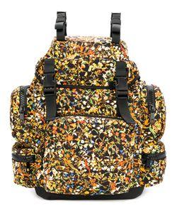 Dsquared2 | Рюкзак С Цветочным Принтом