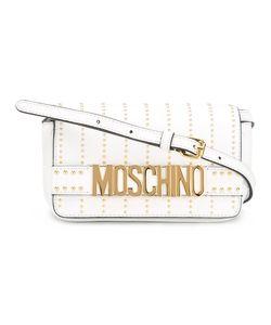 Moschino | Studded Crossbody Bag Calf Leather