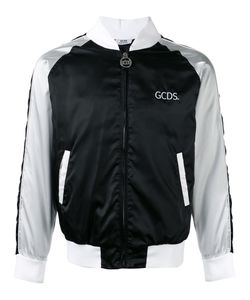 Gcds | Stripe Panel Bomber Jacket