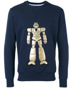 Lc23   Robot Print Sweatshirt L