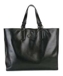 Lanvin | Logo Embossed Tote Leather