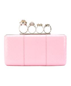 Alexander McQueen | Knuckle Clutch