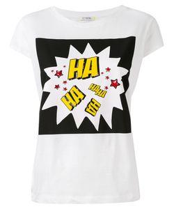ICEBERG | Haha Print T-Shirt 44