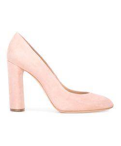 Casadei | Court Pumps 36 Calf Suede/Leather