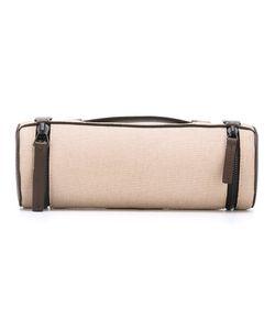 TROUBADOUR | Fabric Leather Tech Case