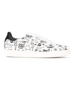 MOA MASTER OF ARTS | Printed Sneakers Size 42