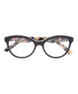 Prada Eyewear   Cat Eye Shaped Glasses Acetate