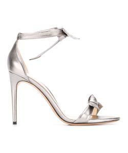 Alexandre Birman   Stiletto Sandals 37 Nappa Leather/Leather