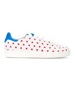 MOA MASTER OF ARTS | Printed Lace Up Trainers 40