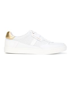 Dolce & Gabbana | Perforated Lace-Up Sneakers Calf