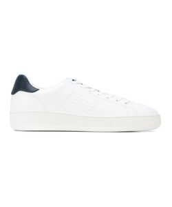 Hogan Rebel | Contrast Patch Trainers