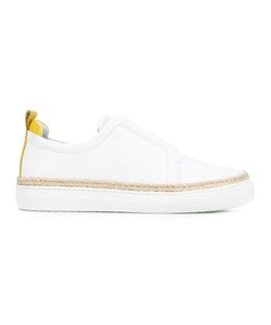 Pierre Hardy | Slider Trainers With Espadrille Trim