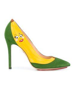 Charlotte Olympia | Banana Pumps Size 39