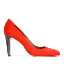 Michel Vivien | Delicate Pumps 38.5 Leather/Suede