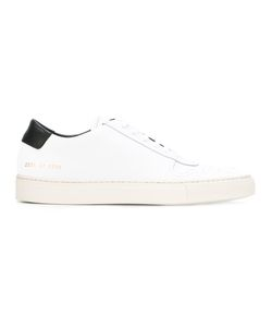 Common Projects | Bi-Colour Lace-Up Sneakers Size 41