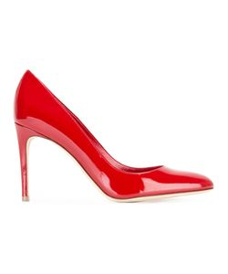 Sergio Rossi | Madame Pumps 38.5 Patent Leather/Leather