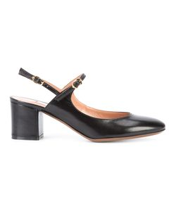 L' Autre Chose | Lautre Chose Double Strap Pumps 39 Leather