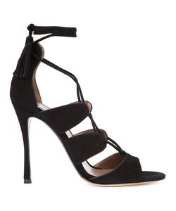 Tabitha Simmons | Lace-Up Sandals 35