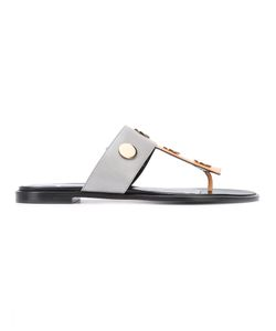 Pierre Hardy | Penny Sandals Size 38.5