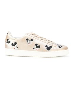 MOA MASTER OF ARTS | Mickey Mouse Print Sneakers Men