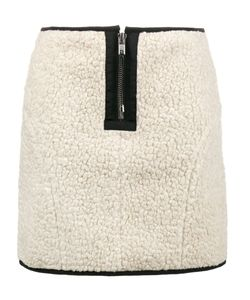 Sandy Liang | Zaddy Shearling Skirt Women