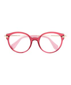 Miu Miu Eyewear | Oversized Round Glasses Acetate/Metal