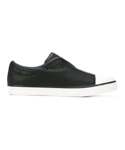 ATTACHMENT | Contrast Toe Sneakers