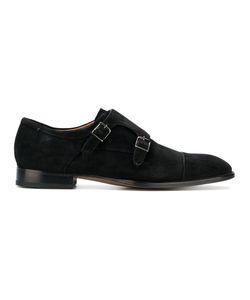 Silvano Sassetti | Classic Monk Shoes Men