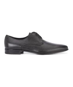 Salvatore Ferragamo   Fortunato Lace-Up Derby Shoes 11 Leather