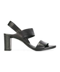 Roberto Del Carlo | Chunky Heel Sandals 40 Calf