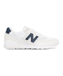 New Balance | Lace Up Trainers 11 Cotton/Leather/Suede/Rubber