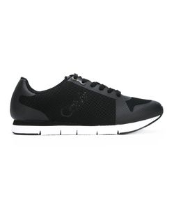 Calvin Klein Jeans | Logo Mesh Trainers Cotton/Synthetic