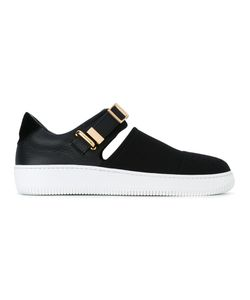 Buscemi   Cut-Out Detail Slip-On Sneakers