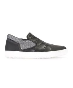 Bruno Bordese | Slip-On Sneakers 39 Leather/Rubber/Rubber