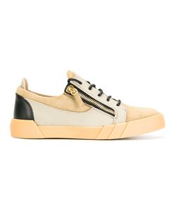 Giuseppe Zanotti Design | Frankie Sneakers 40 Calf Leather/Rubber/Leather/Polyamide