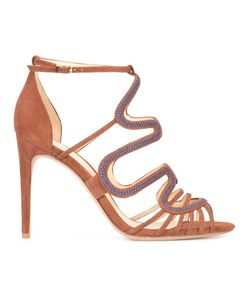 Alexandre Birman | Strappy Sandals 36.5 Leather/Suede