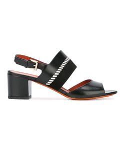 Santoni   Buckled Sandals 39