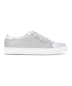 ARMANI JEANS | Lace-Up Sneakers Leather/Polyester/Synthetic