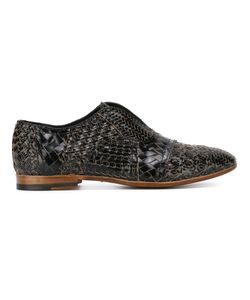 Raparo | Woven Laceless Shoes Size