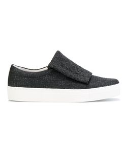 Primury | Laceless Contrasting Sole Sneakers Women
