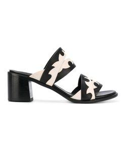 Sartore | Wavy Effect Sandals