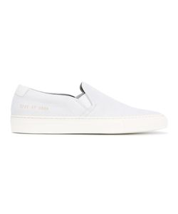 Common Projects | Кеды-Слипоны