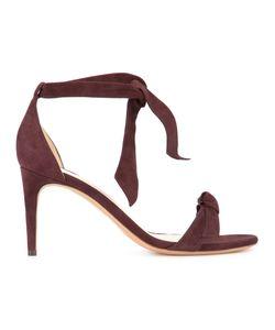 Alexandre Birman | Tied Sandals 37.5 Suede