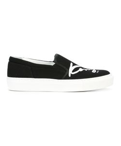 Kenzo | Signature Slip-On Sneakers Size 37