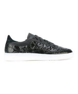 Reebok | Embossed Texture Sneakers 9 Leather/Rubber