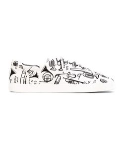 Dolce & Gabbana | Musical Instrument Sneakers