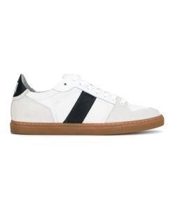 Ami Alexandre Mattiussi | Low-Top Trainers 43 Leather/Suede/Cotton/Rubber