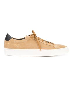 Common Projects | Lace Up Trainers 40 Suede/Leather/Rubber