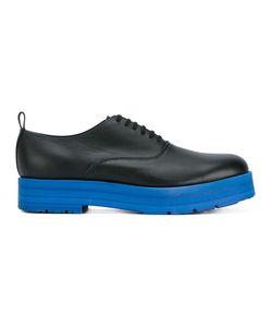 COMME DES GARCONS HOMME PLUS | Comme Des Garçons Homme Plus Contrast Sole Stacked Oxford Shoes